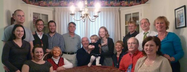 Brown Family Christmas 2012-redo