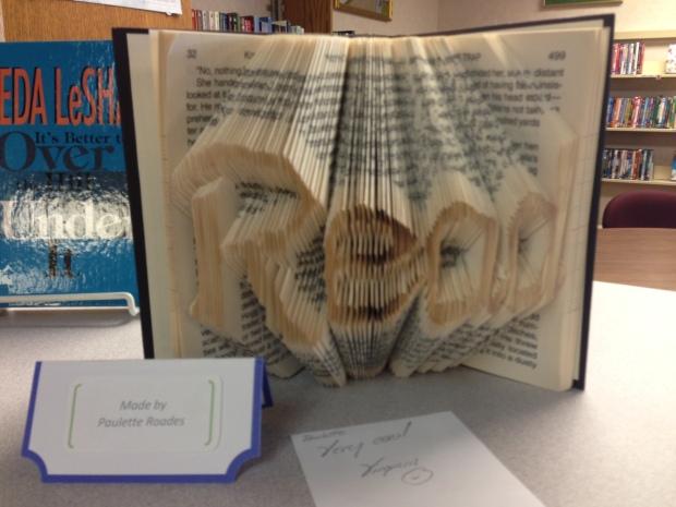 Taken at Copeland Oaks Library, Sebring, Ohio