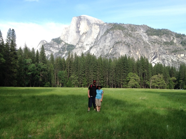 Rachael and Nate Youmans (Yosemite)
