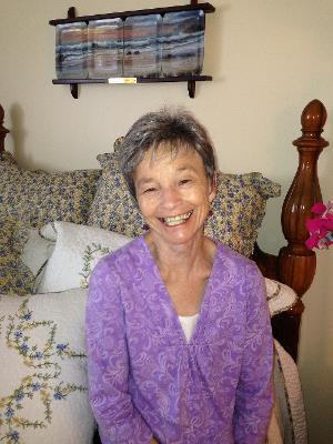 Betty Barnhardt (photo from CaringBridge website)
