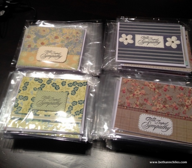 hospice cards