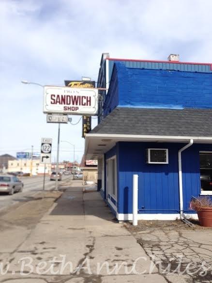 Pro's Sandwich