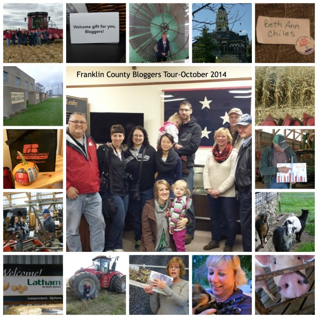 Franklin County Bloggers Collage