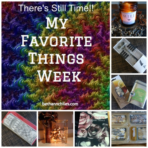 My Favorite Things Collage