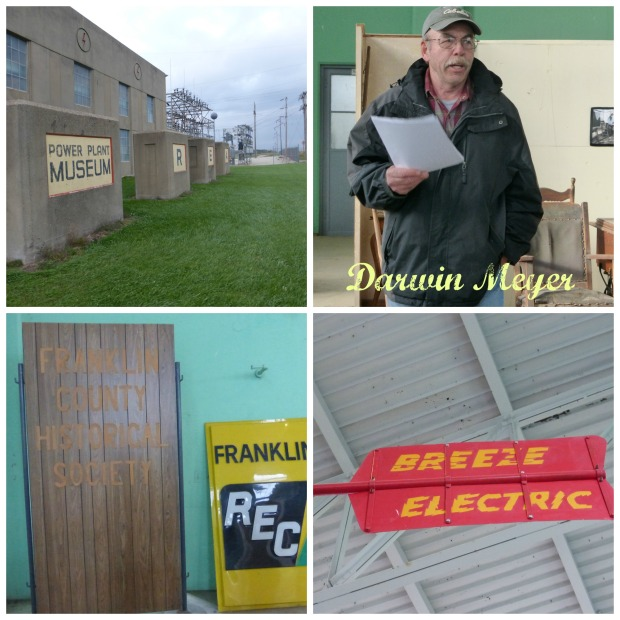 Power Plant Museum Collage