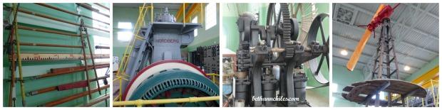 REA Power Plant Collage