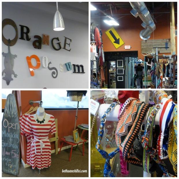 Orange Possum is located at 1911 4th St, SW in Mason City, IA.
