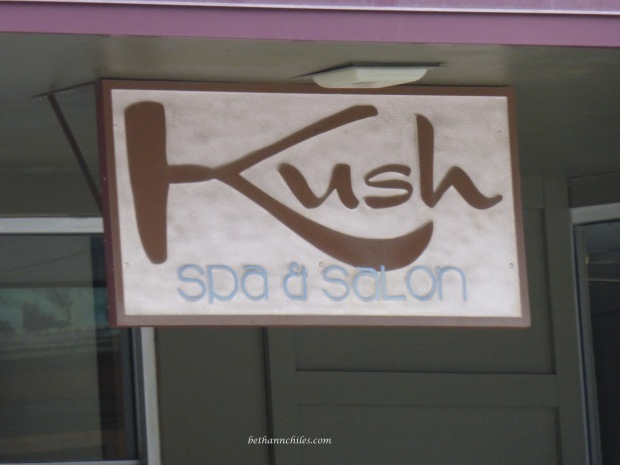 Kush Salon is located at 211 N Federal in Mason City, IA